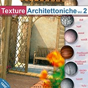 CD-Rom Texture Architettoniche - Vol. 2