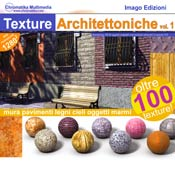CD-Rom Texture Architettoniche - Vol. 1